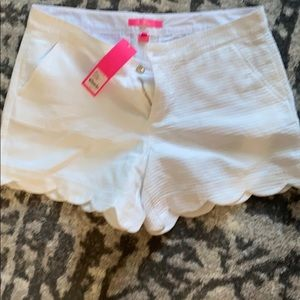 BNWT Lilly Pulitzer buttercup shorts size 12